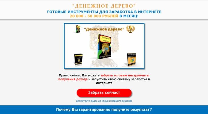 Курс-Тренинг «Денежное Дерево»