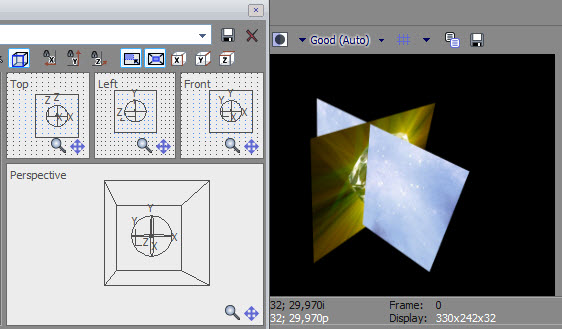 3D композиции