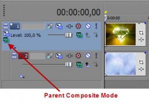 parent composite mode