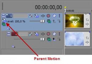 parent motion